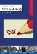 """Die neue Märzaufgabe von """"Studier mal Marburg"""" ist da."""