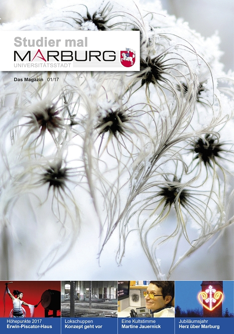 Studier mal Marburg, Januar 2017©Universitätsstadt Marburg