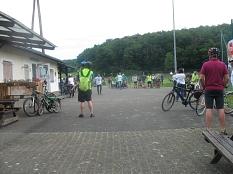 Treffen am Sportplatz Haddamshausen©Bernd Weimer