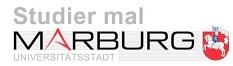 """Überschrift """"Studier mal Marburg""""©Universitätsstadt Marburg"""