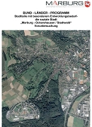 Übersicht Soziale Stadt Marburg / Ockershausen und Stadtwald