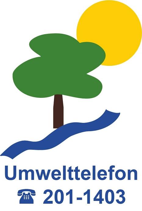 Umwelttelefon 201 1403©Universitätsstadt Marburg