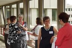 Unternehmen aus der Region präsentierten sich beim Business-Talk in der Agentur für Arbeit Marburg©Unternehmerinnen-Netzwerk Marburg-Biedenkopf e.V.