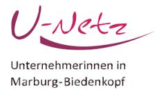 Das Logo des Vereins Unternehmerinnen-Netzwerk Marburg-Biedenkopf e. V.©Unternehmerinnen-Netzwerk Marburg-Biedenkopf e. V.
