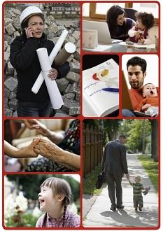 Vereinbarkeit Familie und Beruf©Universitätsstadt Marburg