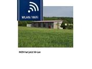 W-Lan in der MZH Cyriaxweimar funktioniert