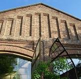 Waggonhalle Portal zugeschnitten©Universitätsstadt Marburg