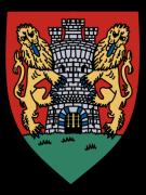 Wappen der Stadt Northampton (England)