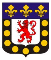 Wappen der Stadt Poitiers (Frankreich)©Universitätsstadt Marburg