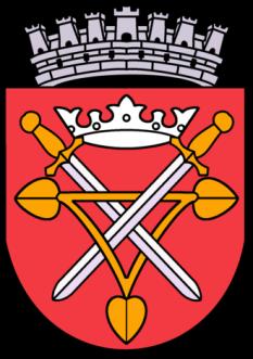 Wappen der Stadt Sibiu/Hermannstadt (Rumänien)©Universitätsstadt Marburg