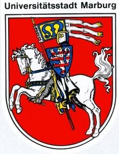 Wappen der Universitätstadt Marburg©Magistrat der Stadt Marburg