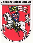 Wappen der Universitätsstadt Marburg