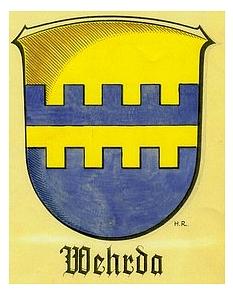 Wappen Wehrda©Wehrda