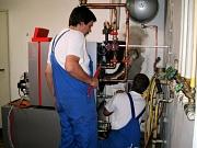 Laut Energieeinsparverordnung besteht die Pflicht zur Wartung von Heizungsanlagen.