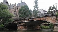 Sanierung Weidenhäuser Brücke