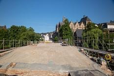 Die Bögen sind komplett freigelegt©Stadt Marburg, Patricia Grähling