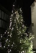 Weihnachtsbaum Hermershausen_Kirche 2018