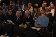 """Etwa 70 Interessierte kamen zur Informationsveranstaltung """"Windkraft - Warum gerade hier?"""" ins Marburger Rathaus."""