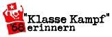 "Wort-Bild-Marke ""Klasse Kampf"" - '68 erinnern©Universitätsstadt Marburg"