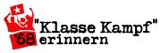 "Wort-Bild-Marke ""Klasse Kampf"" - '68 erinnern"