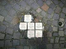 Zauberhafter Oberstadtputz Stolpersteine
