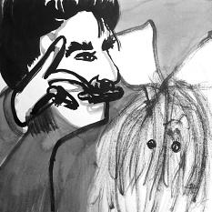 Zeichnung©Zeichnung: Anna Kölle