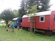Zirkuswagen in Hermershausen