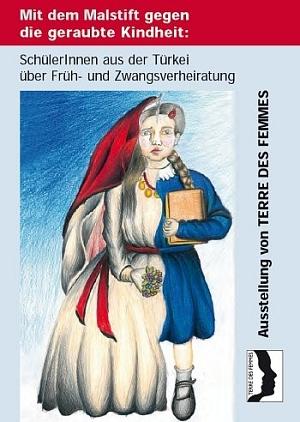 Foto Flyer Früh- und Zwangsverheiratung