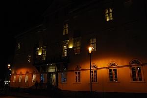 Geisterhaus Stadtbücherei